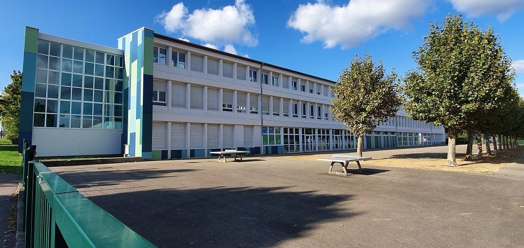 Ecole élémentaire Alfred de Musset Commune Folschviller Casas - Moselle