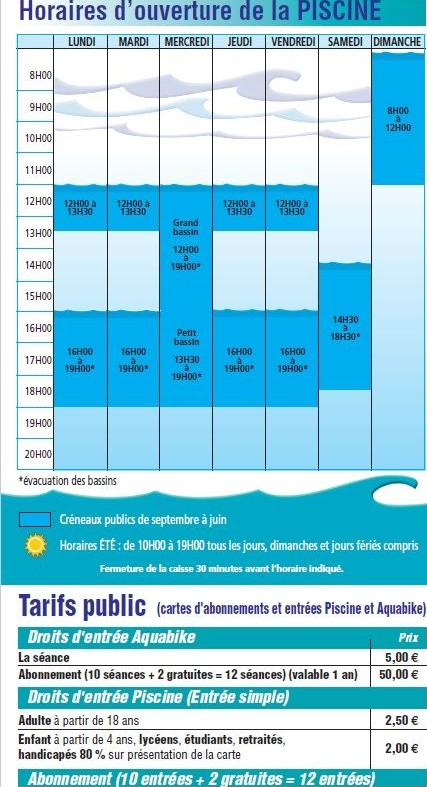 Horaires SN