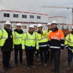 L'usine de Metex-Noovista sort de terre sur la plate-forme de Total !
