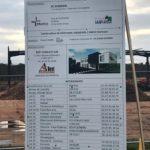 De nouvelles structures s'élèvent à l'Europort !